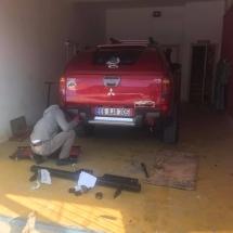 L 200/ MİTSUBİSHİ/ISUZU D MAX /Çeki Demiri Römork/Karavan ÇEKİ DEMİRİ Montaj ANKARA/elektrik bağlantısı :Çeki Demiri montesi :Araç proje Ankara Usta Mühendislik oto Dizayn Ankara