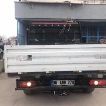 FORD TRANSİT /Çeki Demiri Römork/Karavan ÇEKİ DEMİRİ Montaj ANKARA/elektrik bağlantısı :Çeki Demiri montesi :Araç proje Ankara Usta Mühendislik oto Dizayn Ankara